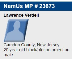 Lawrence Verdell Missing New Jersey
