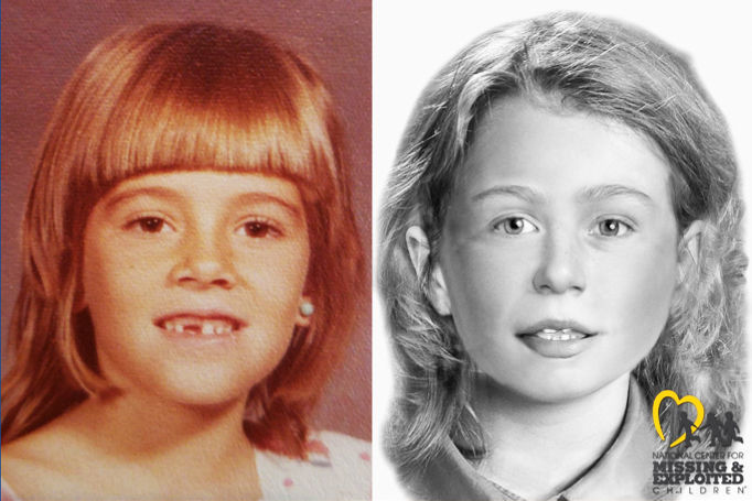 Marie Vaughn Child Victim 1 Bear Brook Murders New Hampshire