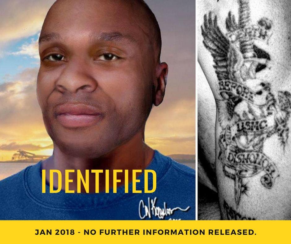 Unidentified Persons - Veteran Doe